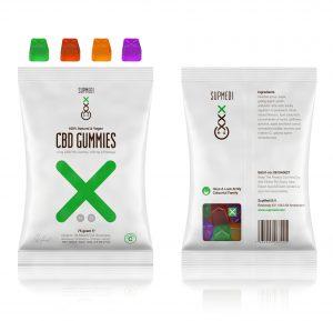 CBD gummies vegan supplements