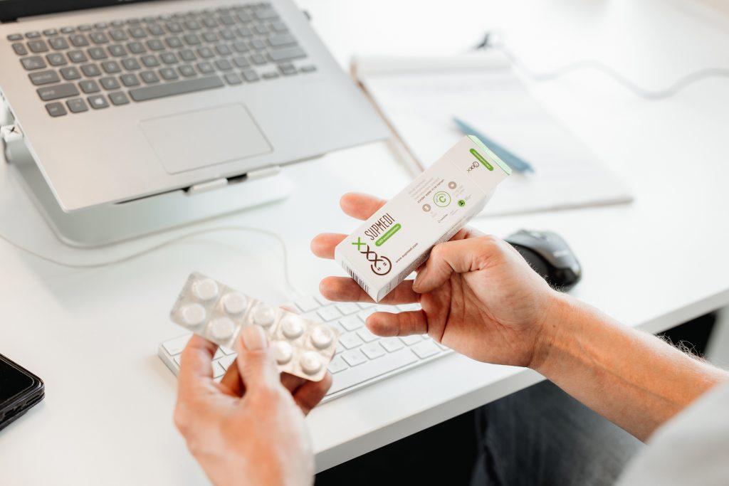 CBD Tabletten