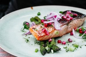 cbd recipe salmon