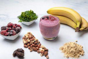 cbd smoothie ingredients
