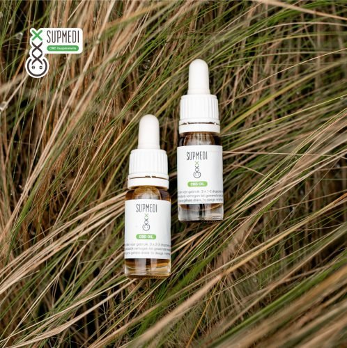 Best CBD oil supmedi
